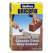 CEMENTO GRIS BRICOFIX 1.5 KG