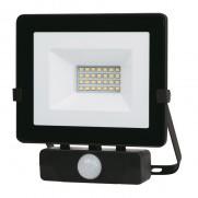 FOCO LED NEGRO IP65 C/SENSOR  20 W