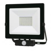 FOCO LED NEGRO IP65 C/SENSOR  50 W