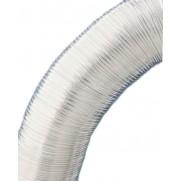 TUBO ALUMINIO COMPACT 5MT ESPIROFLEX 80 MM
