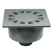 SUMIDERO PVC VERT M 75 S-246 JIMTEN 200X200 MM