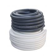TUBO SANITA PVC FLEX 32MM BLCO CREARPLAST R/25 M