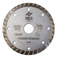 DISCO DIAMANTE TURBO BASICO PROFER TOP 115X7 MM