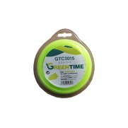 HILO NYLON DESBRO CUADRADO 3MM GREENTIME 15 M