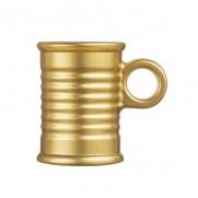 TAZA CAFE VIDRIO CONSERVE ORO LUMINARC 9 CL