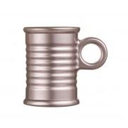 TAZA CAFE VIDRIO CONSERVE ROSA LUMINARC 9 CL