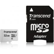 TARJETA MICROSD ADAP UHS-I U1 TRANSCEND 32 GB