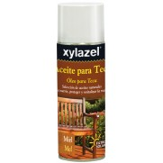 ACEITE PARA TECA SPRAY MIEL XYLAZEL 400 ML