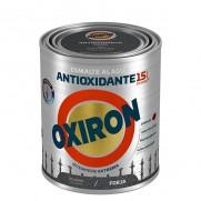 ESMALTE FORJA AGUA MARRON OXID OXIRON 2.5 L