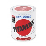 ESM AGUA ECOLOG.SAT ROJO CHINA TITANLUX 750 ML