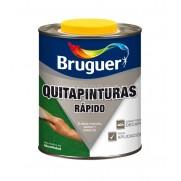 QUITAPINTURAS RAPIDO INCOLORO BRUKIT 500 ML