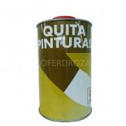 QUITAPINTURAS GEL S/DICLORO CUADRADO 1 L